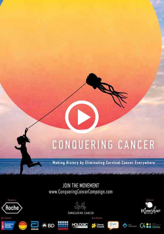 Moonshine Agency Conquering Cancer