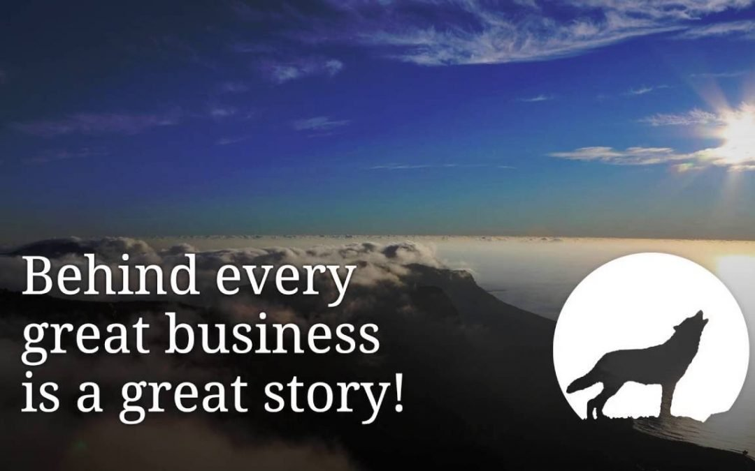 Behind every great business is a great story!