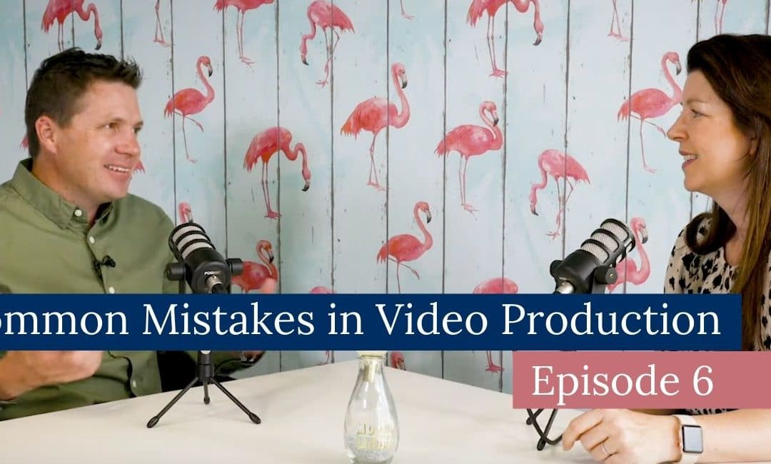 Common mistakes in video production Moonshine Moonshot