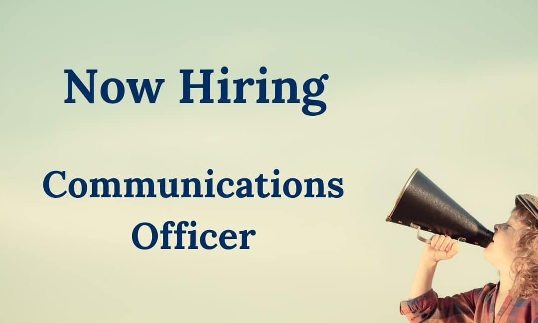 Communications Officer