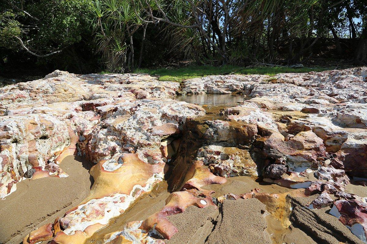 rocky stream Darwin Australia
