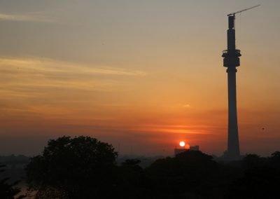 Sunset Colombo Sri Lanka