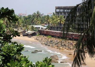 Train Columbo Sri Lanka