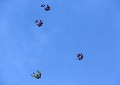 Kites in Myanmar