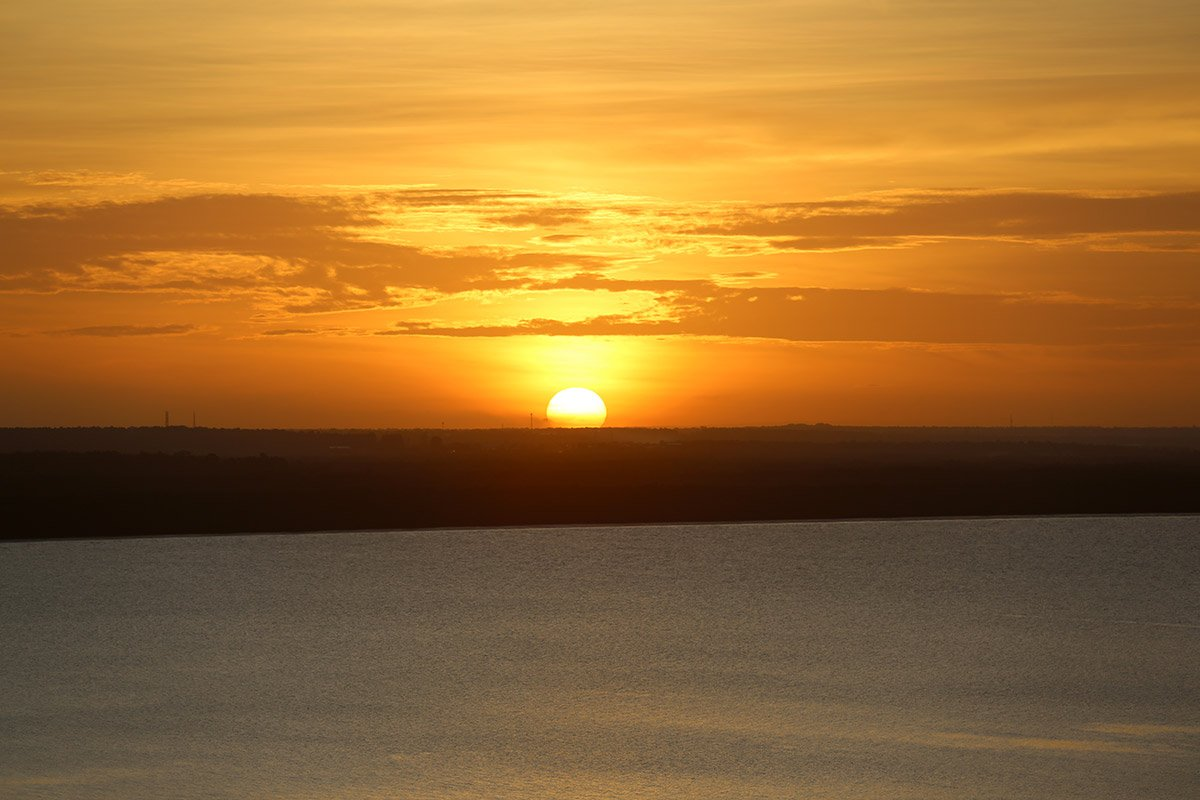 Sunset Darwin Australia