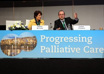 Progressive Palliative Care Liliana De Lima & Carlos Centeno