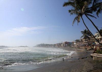 Kerala Kovalam Beach India