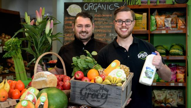 Your grocer delivery service sustainable practice